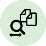 silq solicitor integrated searching feature icon
