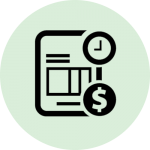 silq solicitor invoicing and rates feature icon