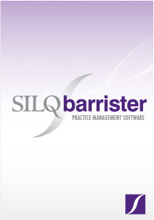 silq barrister practice management software box